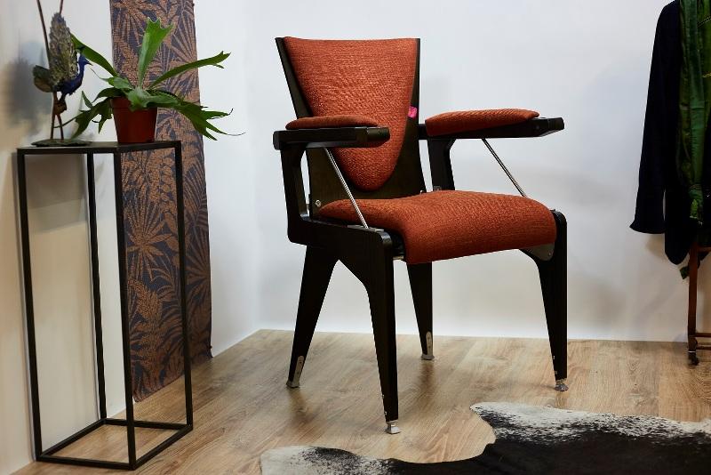 Bib stoel
